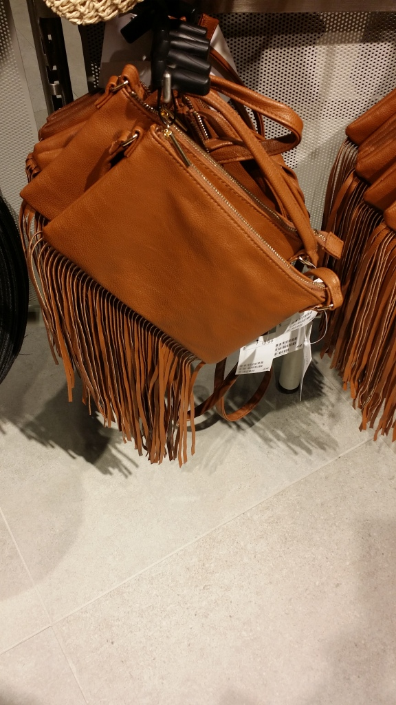Tassel Cross Over Body Bag from H&M